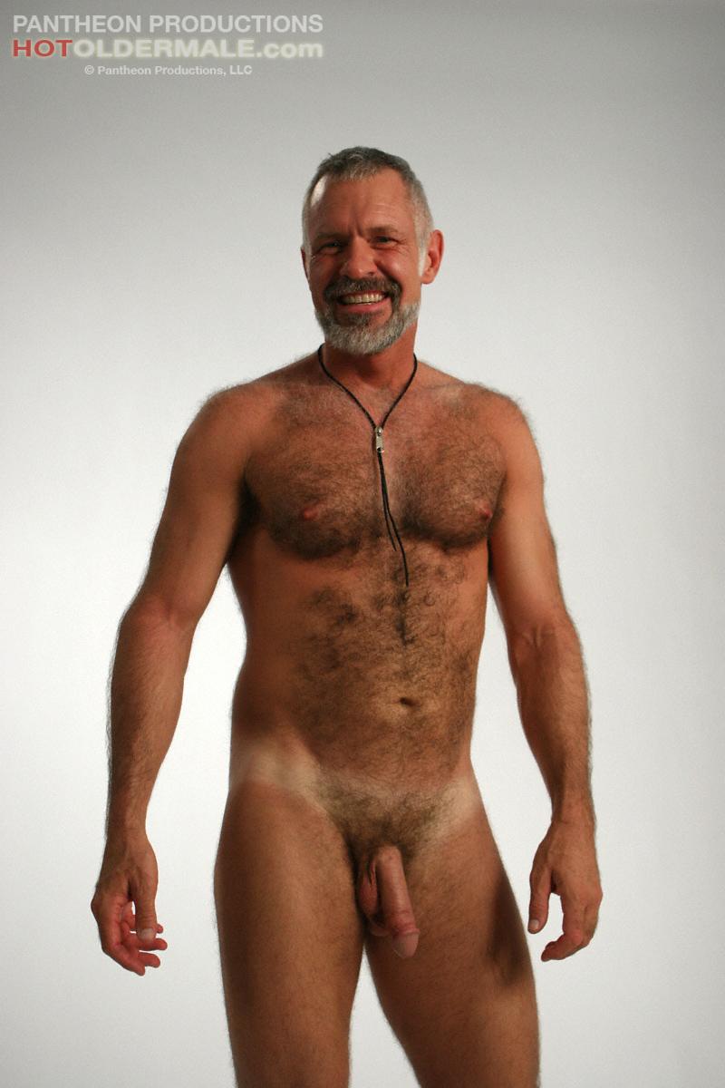 Allen  Silver Daddy  Hairy Guys-2669